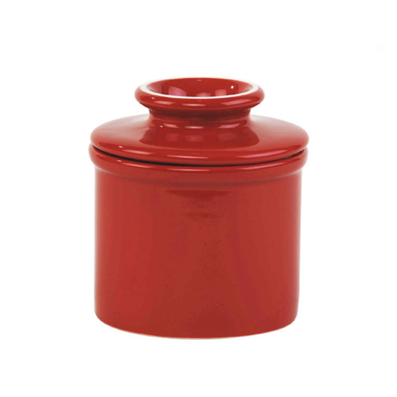 Ceramic French Butter Bell Crock
