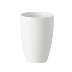 6oz high white Fine porcelain cup