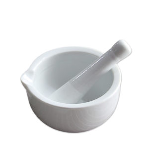 Chinese Factory BRT Ceramic Wholesale Ceramic Mortar And Pestle