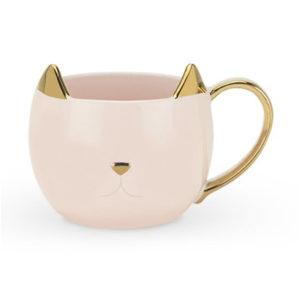 Cute Ceramic Cat Mug