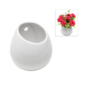 Wall Hanging Ceramic Flower Planter Pot