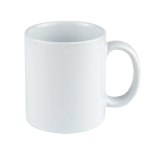 BRT Ceramic White Personalized Sublimation Mug
