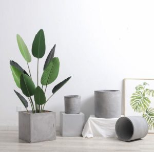 Wholesale Concrete Flower Planter Pot
