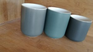Color difference of ceramicwares